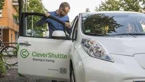 Montadoras iniciam teste de serviço de carro compartilhado