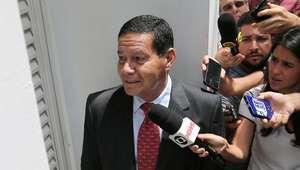Mourão diz que governo deve preservar o núcleo da Petrobras
