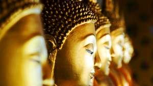 Ritual do Buda Dourado para atrair riquezas