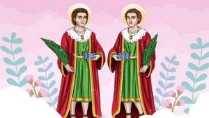 Oração a São Cosme e Damião para uma vida feliz