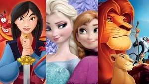 Nostalgia: filmes da Disney que combinam com cada signo