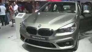 BMW mostra os novos M4, X4, X6 e Série 2 Active Tourer
