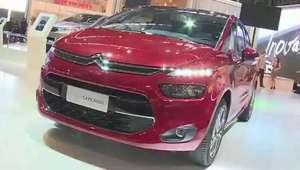 Citroën exibe a aguardada nova geração do C4
