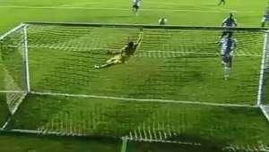 Copinha: goleiro do Corinthians faz defesa impressionante