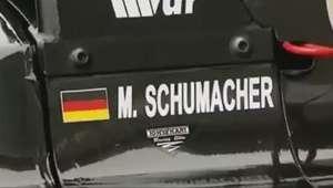 Filho de peixe...? Mick Schumacher faz teste na Fórmula 4