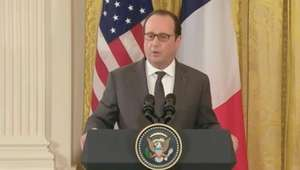 Hollande afirma que França não enviará tropas terrestres à Síria