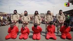 EI incita supostos civis a matar cinco pessoas no Iraque