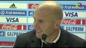 """Mundial: Zidane diz que Real estava """"preparado para sofrer"""""""