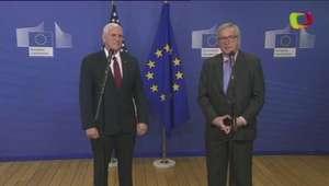 Não é o momento de criar divisões, diz UE aos EUA