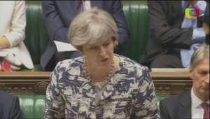 May diz que europeus de outros países não precisarão deixar Reino Unido