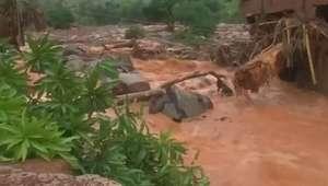 Resgatados centenas de corpos de deslizamento em Serra Leoa