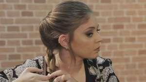 Aprenda dois penteados arrasantes para fazer em 10 minutos