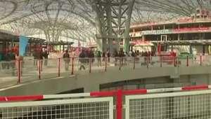 China apresenta novo mega-aeroporto na capital Pequim
