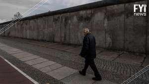 O primeiro alemo morto por atravessar Muro de Berlim