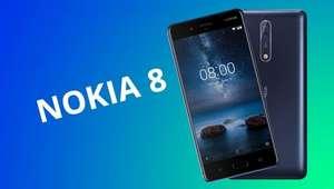 Nokia 8 [Análise / Review]