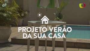 Projeto verão da sua casa: passe as férias com conforto