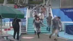 Tóquio faz exercício contra ataque norte-coreano a míssil