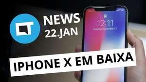 Facebook lança Marketplace no Brasil; iPhone X pode ter produção interrompida e+
