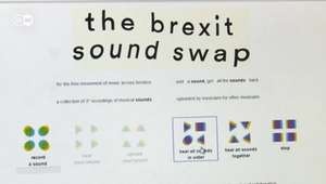 "Brexit Big Band: ""o que resta é o tchau"""