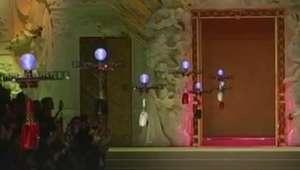 Drones invadem passarela da Dolce & Gabbana em Milão