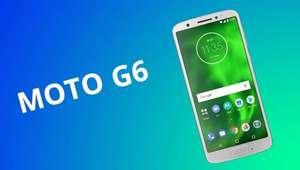 Motorola MOTO G6: quase bom, bonito e nada barato [Análise/Review]