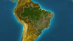Previsão Brasil - Outono termina com sol em quase todo o BR
