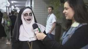 Curso de Letras promove noite de Halloween