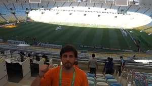 Así vivió Terra la Copa Confederaciones en Brasil