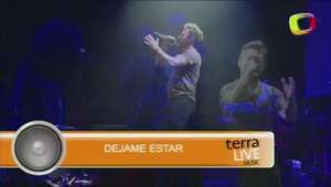 Dejame estar, por Diego Torres (TLM)