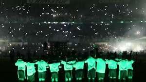 Brasileños se reúnen para rendir diversos homenajes al heroico Chapecoense
