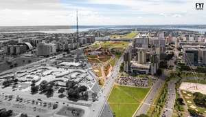 Brasilia, la ciudad futurista del pasado