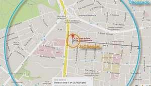 App busca organizar trânsito na porta da escola