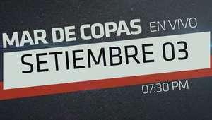 Mar de Copas - Terra Live Music - 03 Setiembre