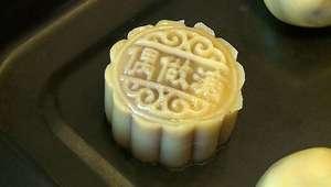 Llega el 'moon cake', el pastelito más vendido del mundo