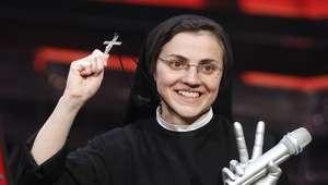 "La monja Cristina gana el ""The Voice"" Italia"