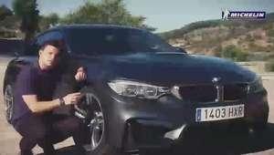 BMW M4, así se comporta un superdeportivo