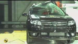 Dacia Logan MCV, el coche menos seguro en caso de choque