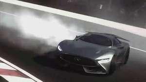 Infiniti Concept Vision Gran Turismo, virtualidad de altas prestaciones