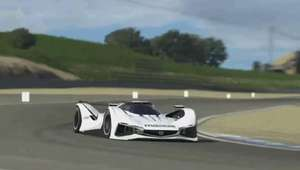 Mazda LM55 Vision GranTurismo, otra bala virtual para GT6