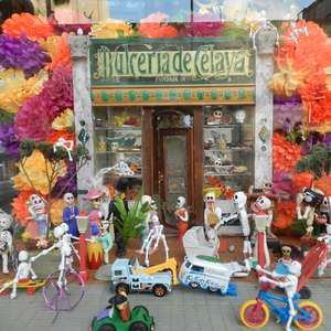 Doceria centenária serve quitutes tradicionais do México