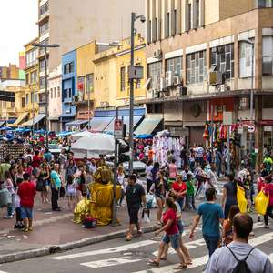 Turismo brasileiro cresce e arrecada mais dólares a cada ano