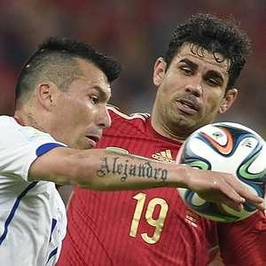 Diego Costa fica no Brasil após eliminação da Espanha