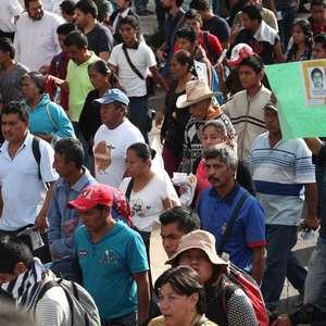 Marchas en DF hoy 7 de octubre de 2015 tráfico y eventos