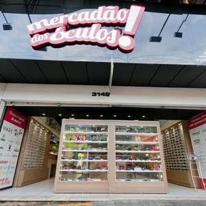 Ex-engraxate fatura R$ 6 milhões vendendo óculos