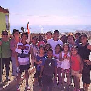 Alexis Sánchez sorprende este domingo con visita a Tocopilla