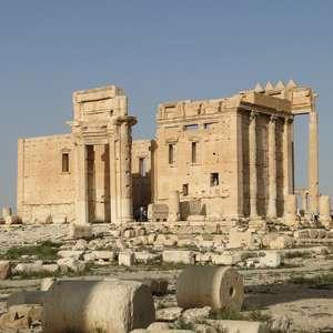 El EI continúa destruyendo Palmira y dinamita otro templo