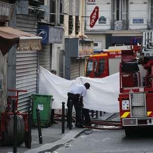 Incêndio em edifício de Paris deixa oito mortos