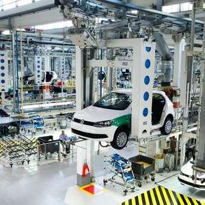 Indústria automotiva acumula queda de 20% na produção no ano