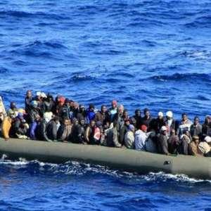 Italia rescata casi tres mil inmigrantes en Canal de Sicilia