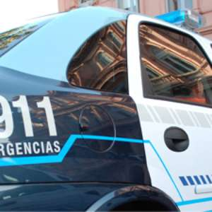 Rosario: un ladrón intentó prender fuego a dos policías